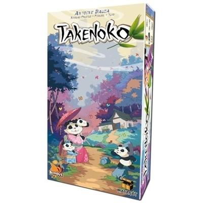 Matagot - Takenoko: Chibis