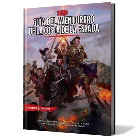 Edge - Dungeons & Dragons: La Guía del Aventurero de la Costa de la Espada