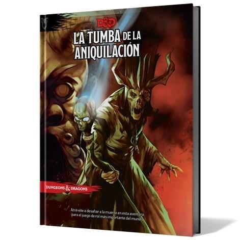 Edge - Dungeons & Dragons: La Tumba de la Aniquilación