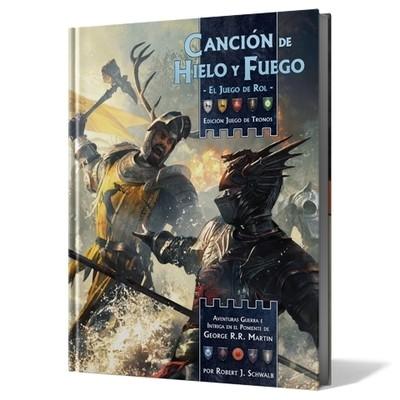 Edge - Canción de Hielo y Fuego: Edición Juego de Tronos