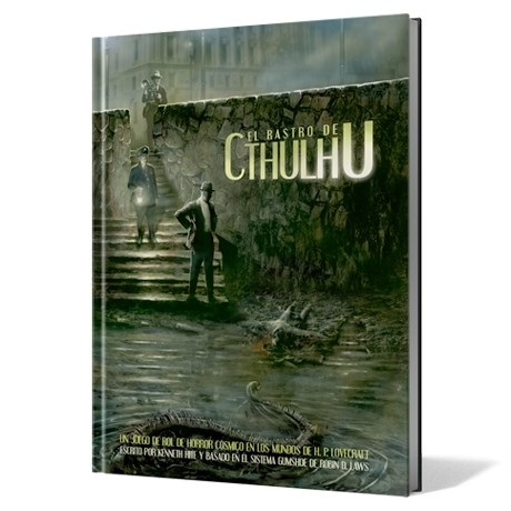 Edge - El rastro de Cthulhu