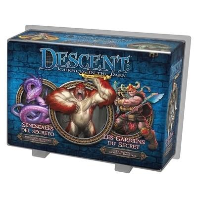 Fantasy Flight - Descent: Senescales del secreto