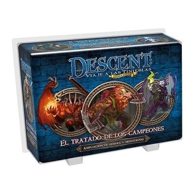 Fantasy Flight - Descent: El tratado de los campeones