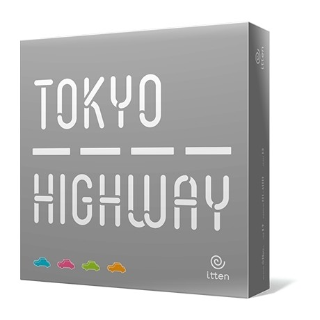 @itten - Tokyo Highway