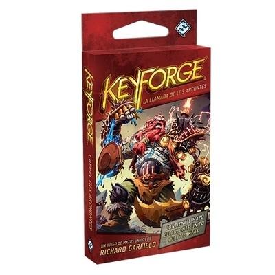 Fantasy Flight - KeyForge: La llamada de los Arcontes