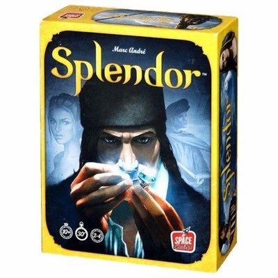 Space Cowboys - Splendor