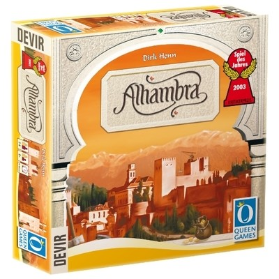 Queen Games - Alhambra