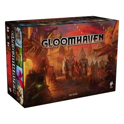 Cephalofair Games - Gloomhaven 2nd Edition