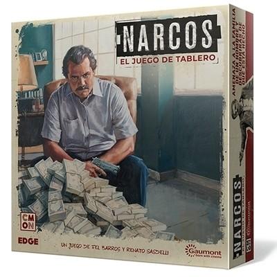 CMON - Narcos: El juego de tablero