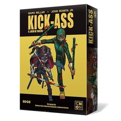 CMON - Kick-Ass: El juego de tablero
