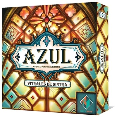 Next Move Games - Azul: Vitrales de Sintra