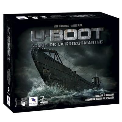 Phalanx - U-BOOT: Lobos de la Kriegsmarine