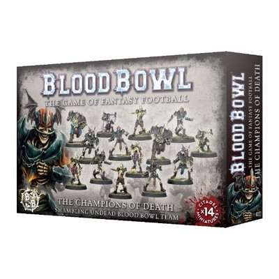 Games Workshop - Blood Bowl: Champions of Death Team
