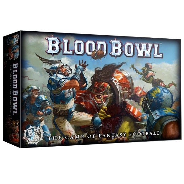 Games Workshop - Blood Bowl: Juego base