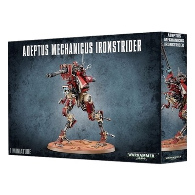 Games Workshop - Warhammer 40,000: Adeptus Mechanicus Ironstrider