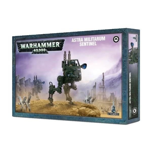 Games Workshop - Warhammer 40,000: Astra Militarum Sentinel