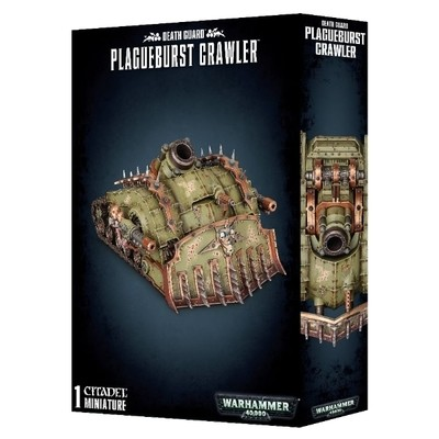 Games Workshop - Warhammer 40,000: Death Guard Plagueburst Crawler