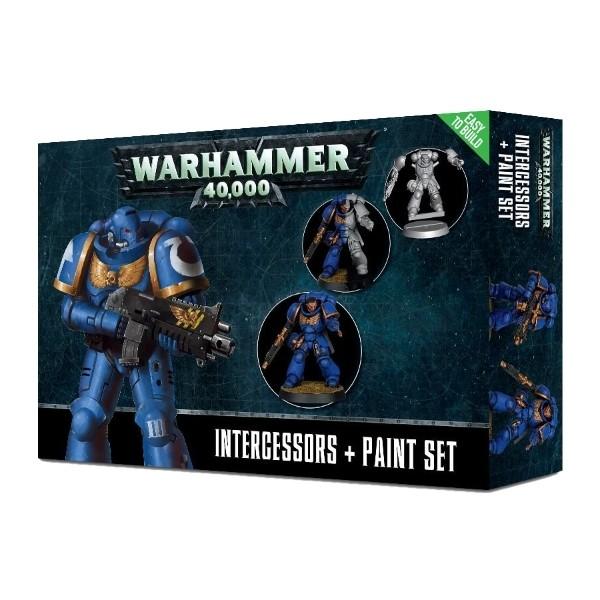 Games Workshop - Warhammer 40,000: Space Marine Paint Set