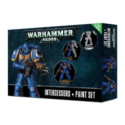 Games Workshop - Warhammer 40,000: Space Marine Paint Set