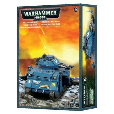 Games Workshop - Warhammer 40,000: Space Marine Predator