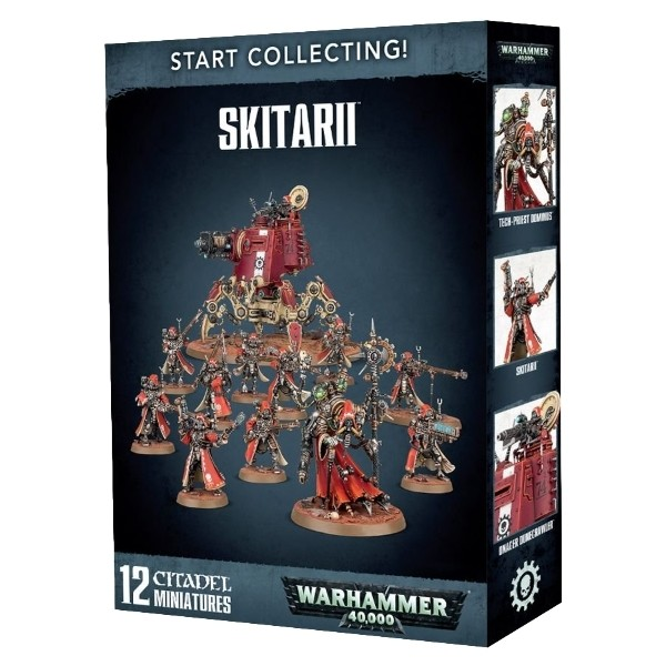 Games Workshop - Warhammer 40,000: Start Collecting Skitarii