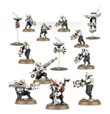 Games Workshop - Warhammer 40,000: Tau Empire Pathfinder Team