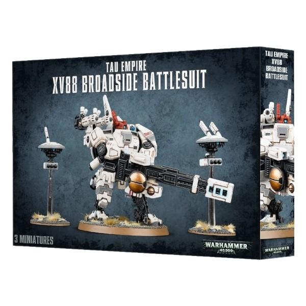 Games Workshop - Warhammer 40,000: Tau Empire XV88 Broadside Battle Suit