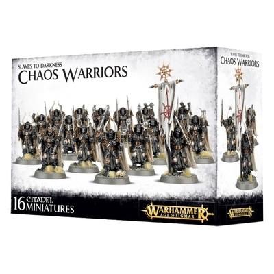 Games Workshop - Warhammer Age of Sigmar: Chaos Warriors
