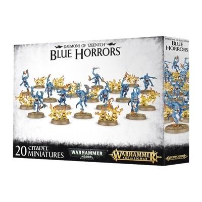 Games Workshop - Warhammer Age of Sigmar: Daemons of Tzeentch Blue Horrors