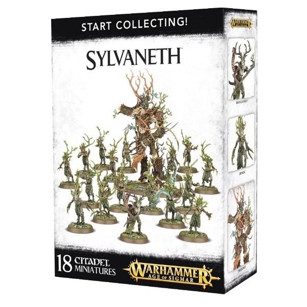 Games Workshop - Warhammer Age of Sigmar: Start Collecting Sylvaneth