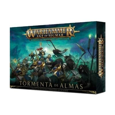 Games Workshop - Warhammer Age of Sigmar: Tormenta de almas