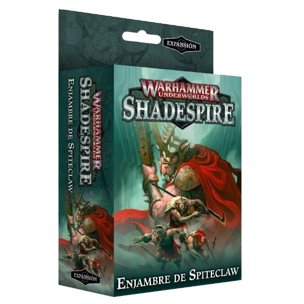Games Workshop - Warhammer Underworlds: Enjambre de Spiteclaw