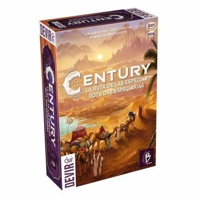 Next Move Games - Century: La ruta de las especias