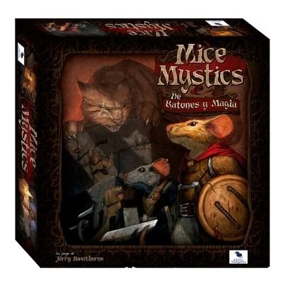 Plaid Hat - Mice & Mystics (De ratones y mágia)