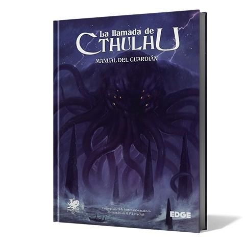 Edge - La llamada de Cthulhu - Manual del Guardián