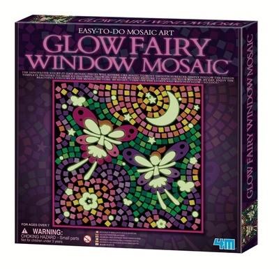 4M - Glow Window Mosaic /Fairy