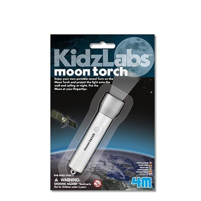 4M - Kidz Labs - Moon Torch