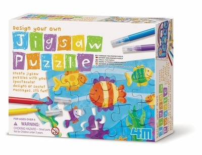 4M - Design Your Own Jigsaw Puzzle