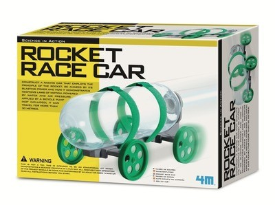 4M - Science In Action - Rocket Race Car