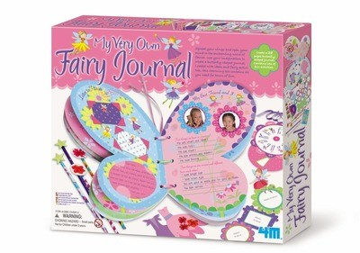 4M - My Very Own Fairy Journal