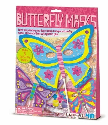 4M - Butterfly Masks