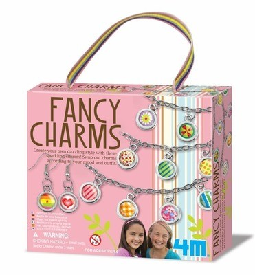 4M - Girl Accessories - Fancy Charms