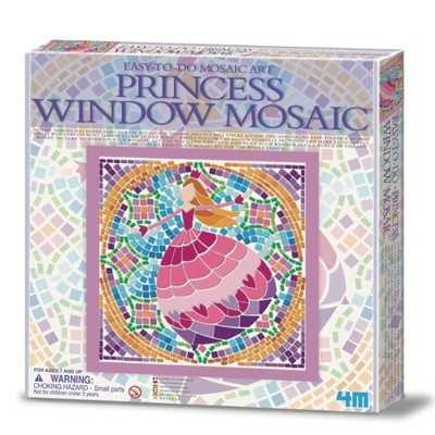 4M - Easy-To-Do Mosaic Art  / Princesa