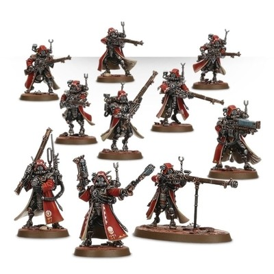Games Workshop - Warhammer 40,000: Adeptus Mechanicus Skitarii