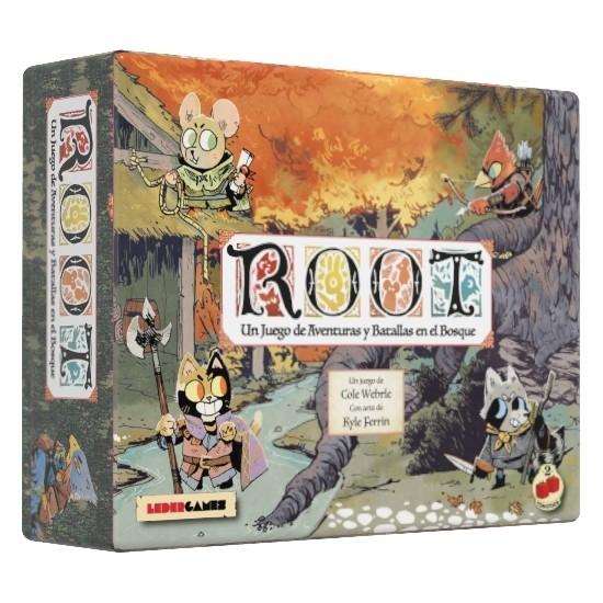 Leder Games - Root