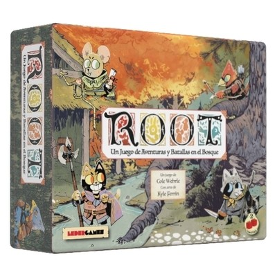 Leder Games - Root