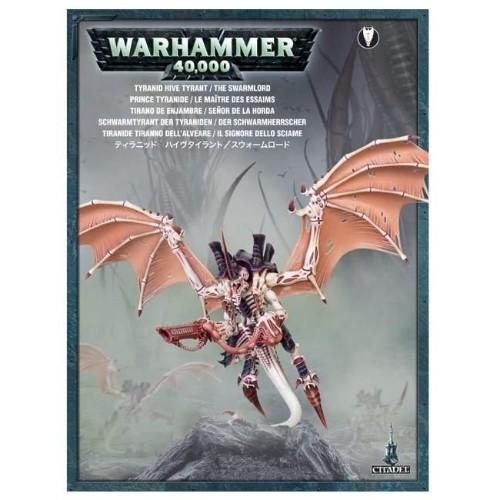Games Workshop - Warhammer 40,000: Señor de la Horda Tiránido