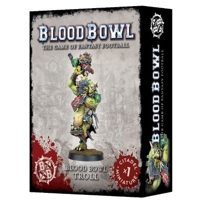 Games Workshop - Blood Bowl: Troll