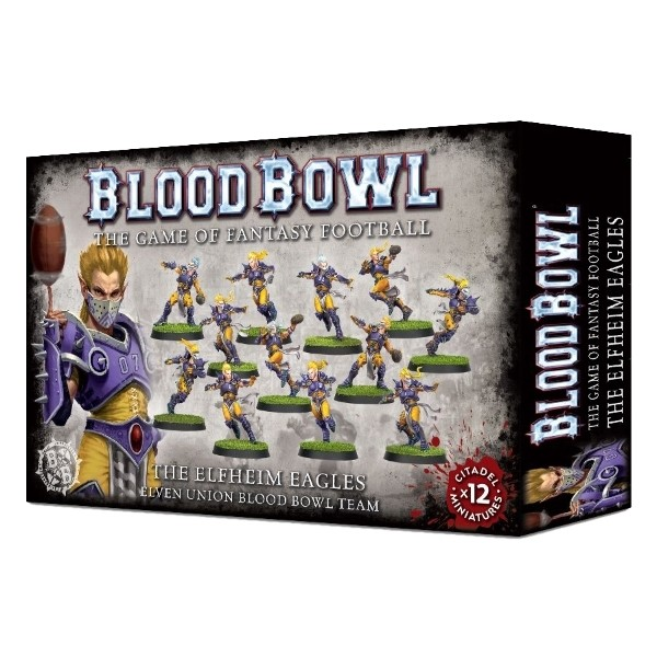Games Workshop - Blood Bowl: Los Elfheim Eagles