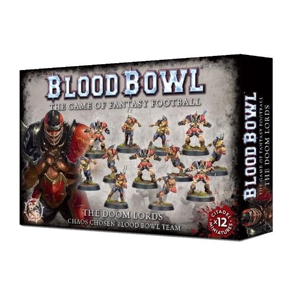 Games Workshop - Blood Bowl: Los Doom Lords